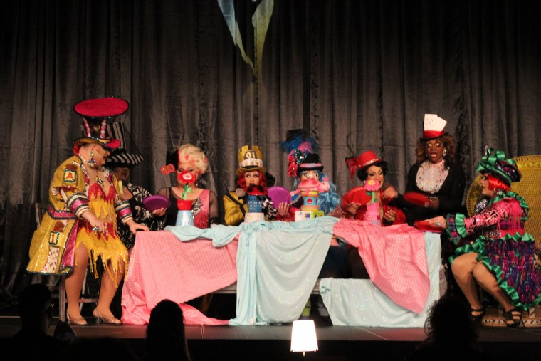 Miss Maryland Opening; Alice in Wonderland. (Michael J. Palmisano with Palmisano Productions)