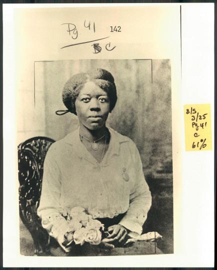 Ancestors of Agnes Kane Callum. (Photo courtesy Agnes Kane Callum, Baltimore Sun archives)