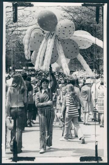 Towsontown Spring Festival 1972
