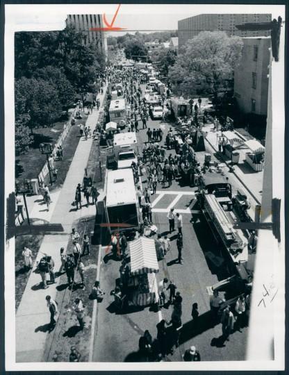 Towsontown Spring Festival 1977