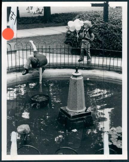 Towsontown Festival 1975.