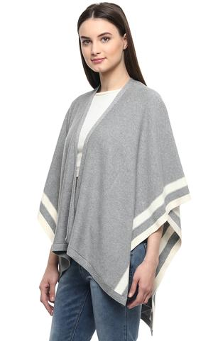 Stripe cape