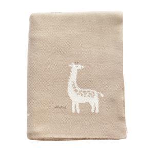 Jenny the Giraffe blanket