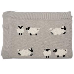 Sheep blanket - thick & thin
