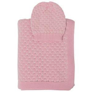 Snuggle baby blanket & beanie set