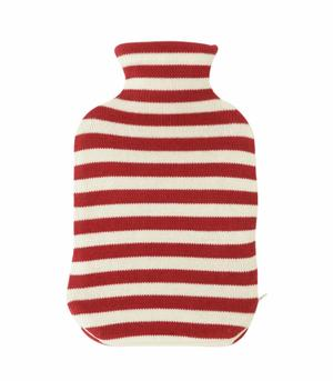 Modern Stripe Hot Water Bottle