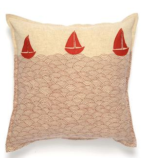 Lehar boat pillow