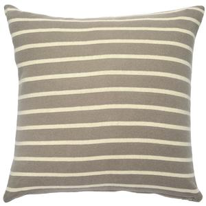 Beach stripes pillow