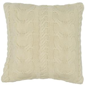 Chunky braid pillow