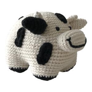 Moo Moo Rattle Toy