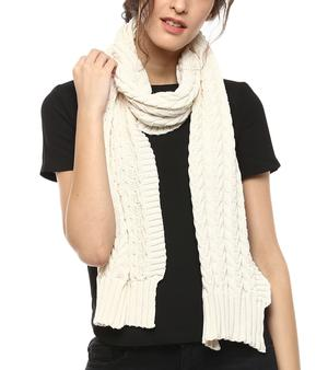 Braid Cable Scarf