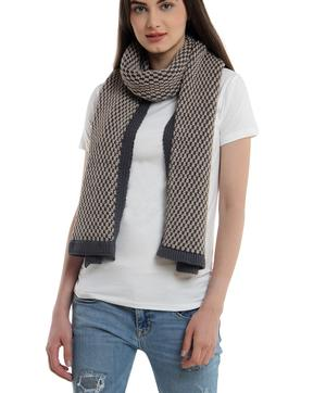 Ashley Cotton Knit scarf