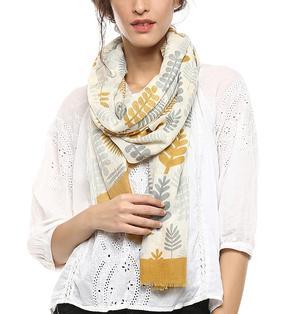 Fern scarf