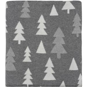 Pine tree throw