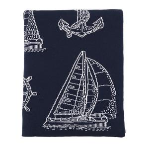 Sailboat throw