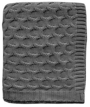 Kelly Knit Cotton Throw