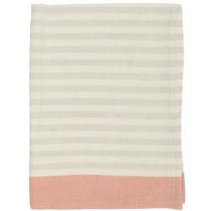 Modern stripe tea towel