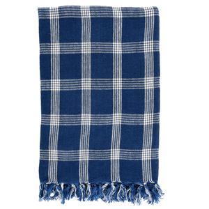 Manhattan Linen Throw