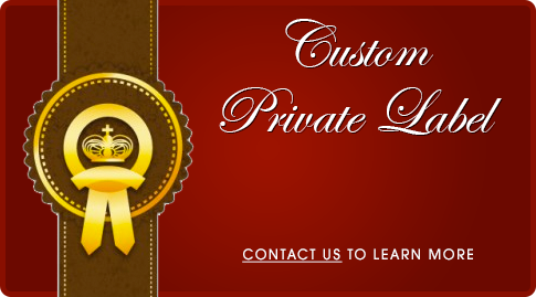 Custom Provate Label - Contact us to learn more.