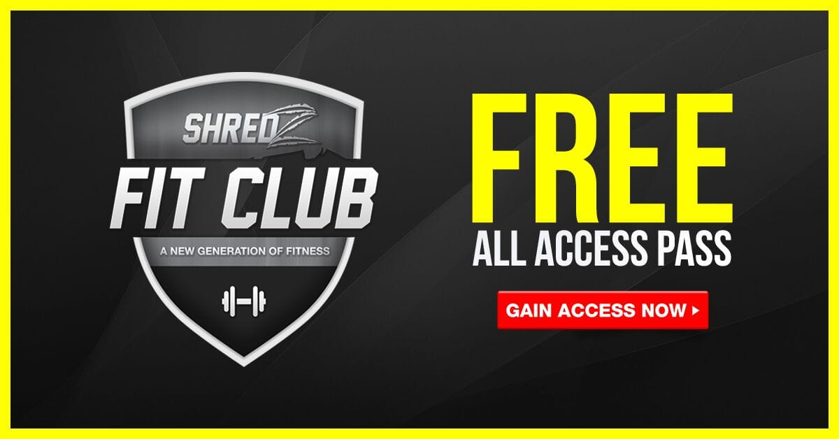 Fit Club Signup