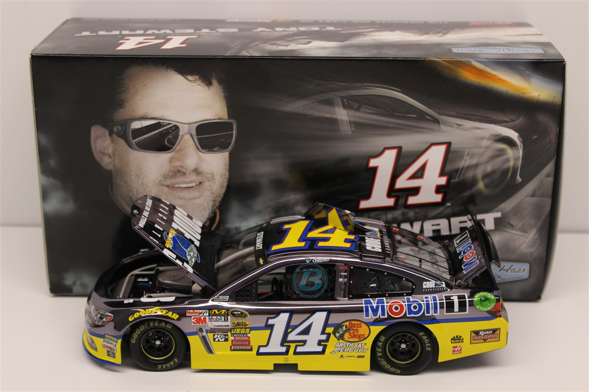 2015 Tony Stewart HOTO Color Chrome Code 3 Associates