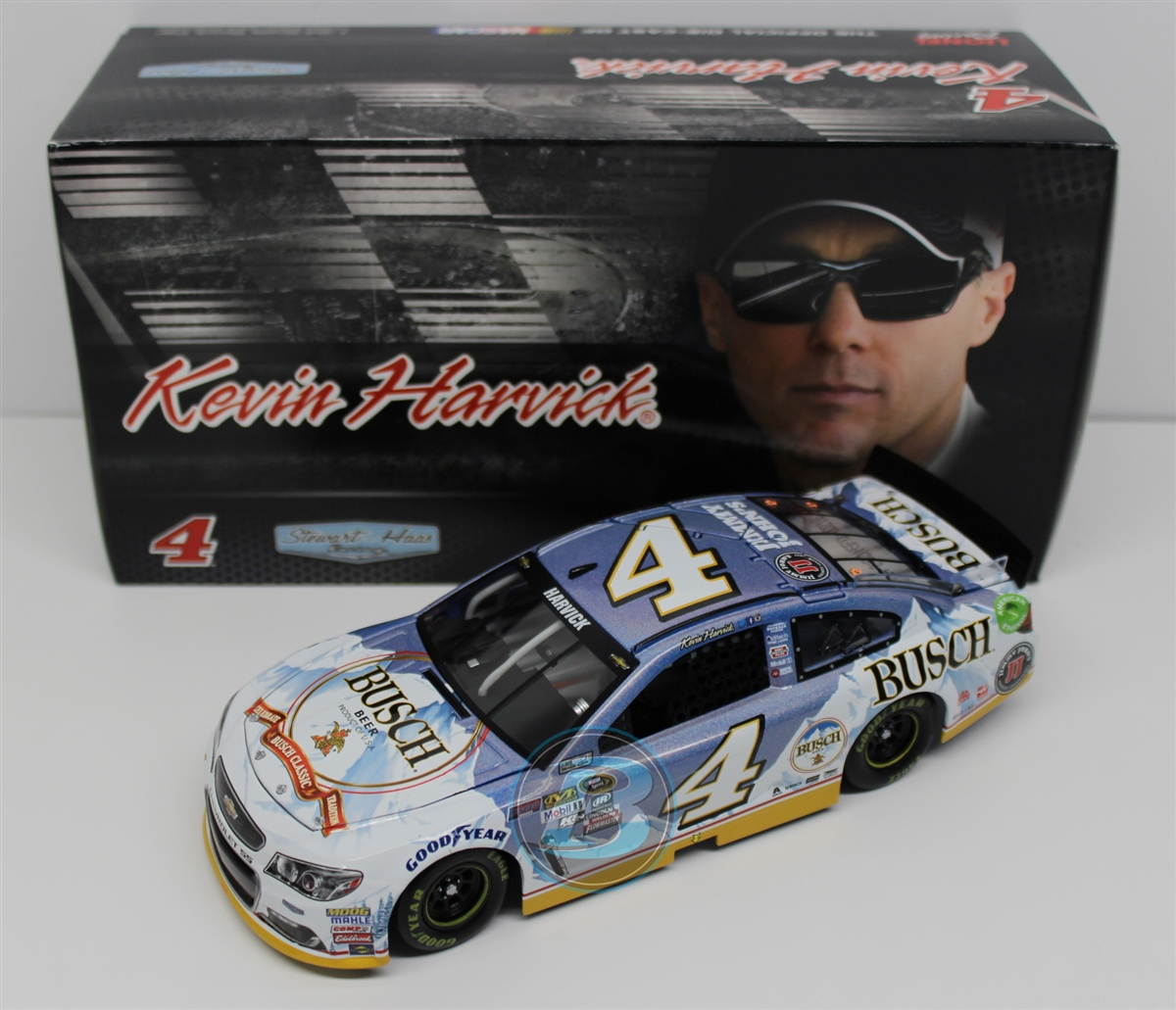2016 Kevin Harvick HOTO Flash Color Busch Beer