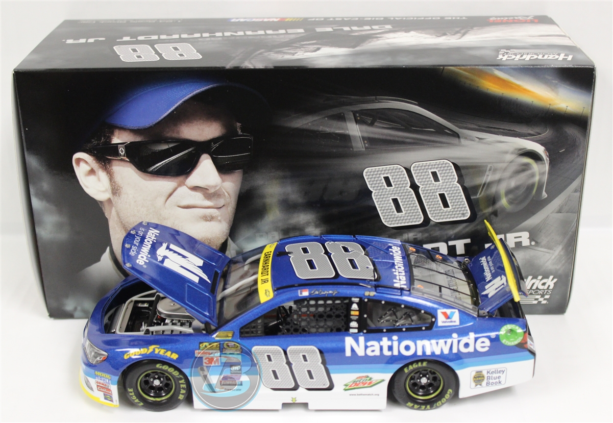 2015 Dale Earnhardt Jr HOTO Nationwide Insurance Chase for the Cup