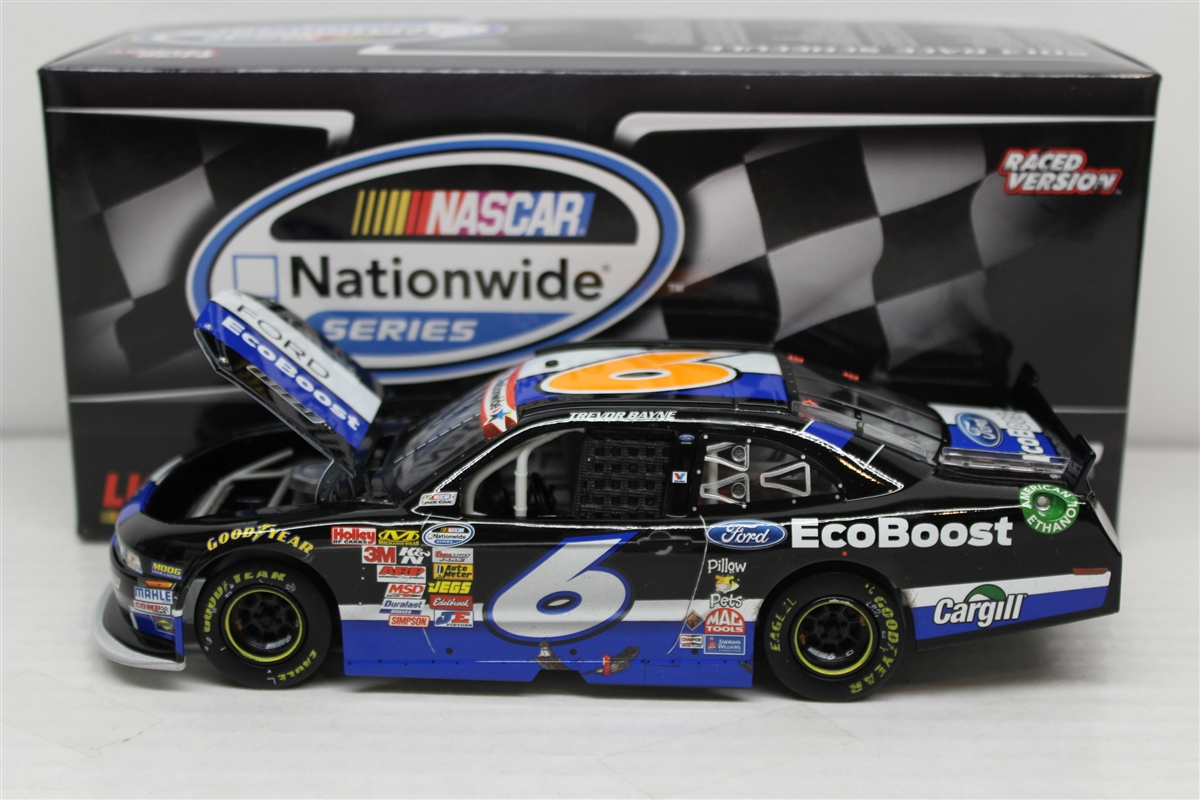 2013 Trevor Bayne  Ford Ecoboost Iowa Win ARC