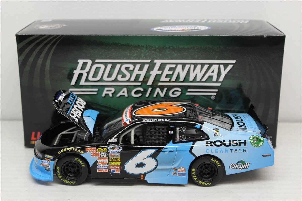 2013 Trevor Bayne 1/24 HO ROUSH CLEAN TECH NW