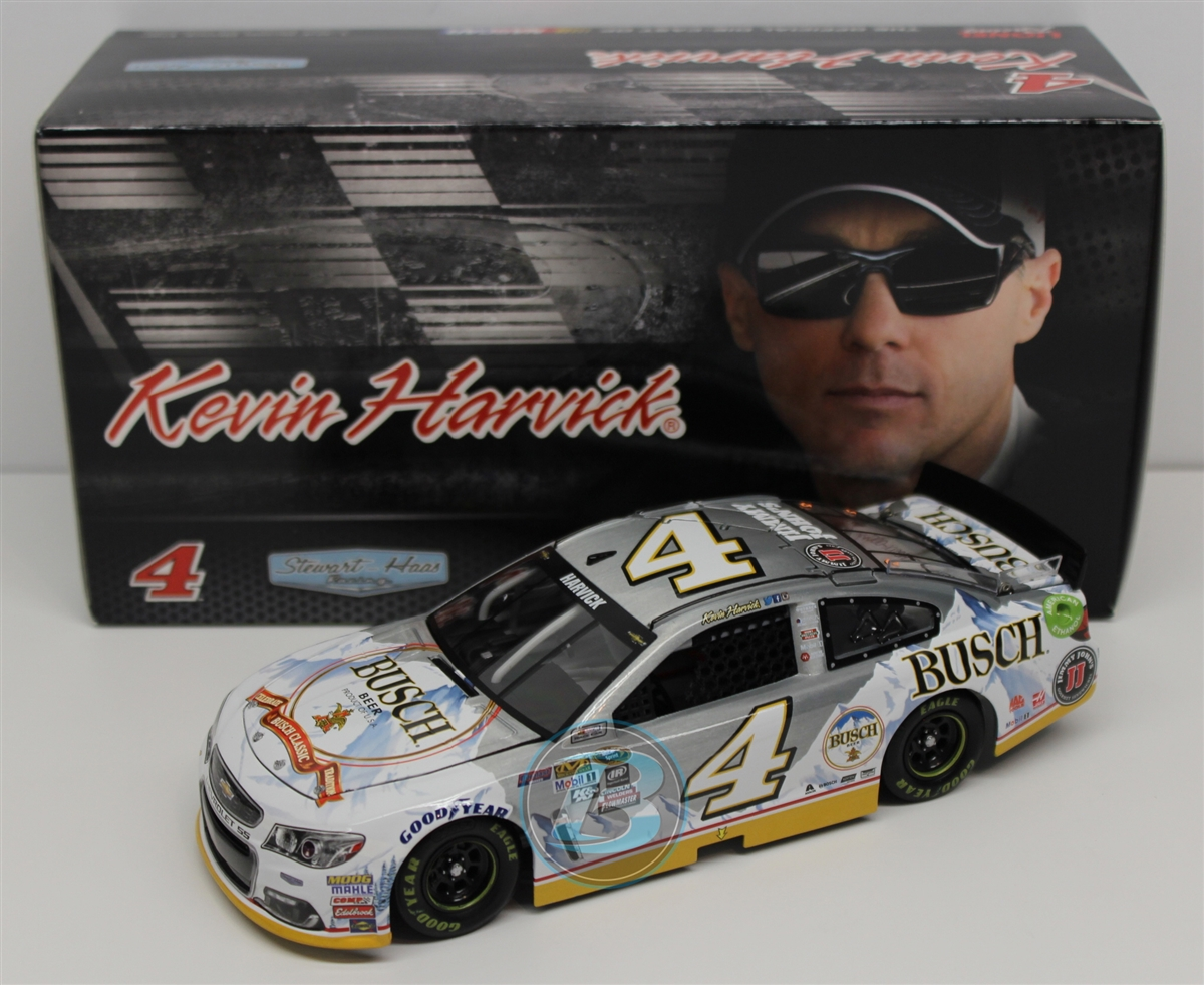 2016 Kevin Harvick HOTO Raw Busch Beer