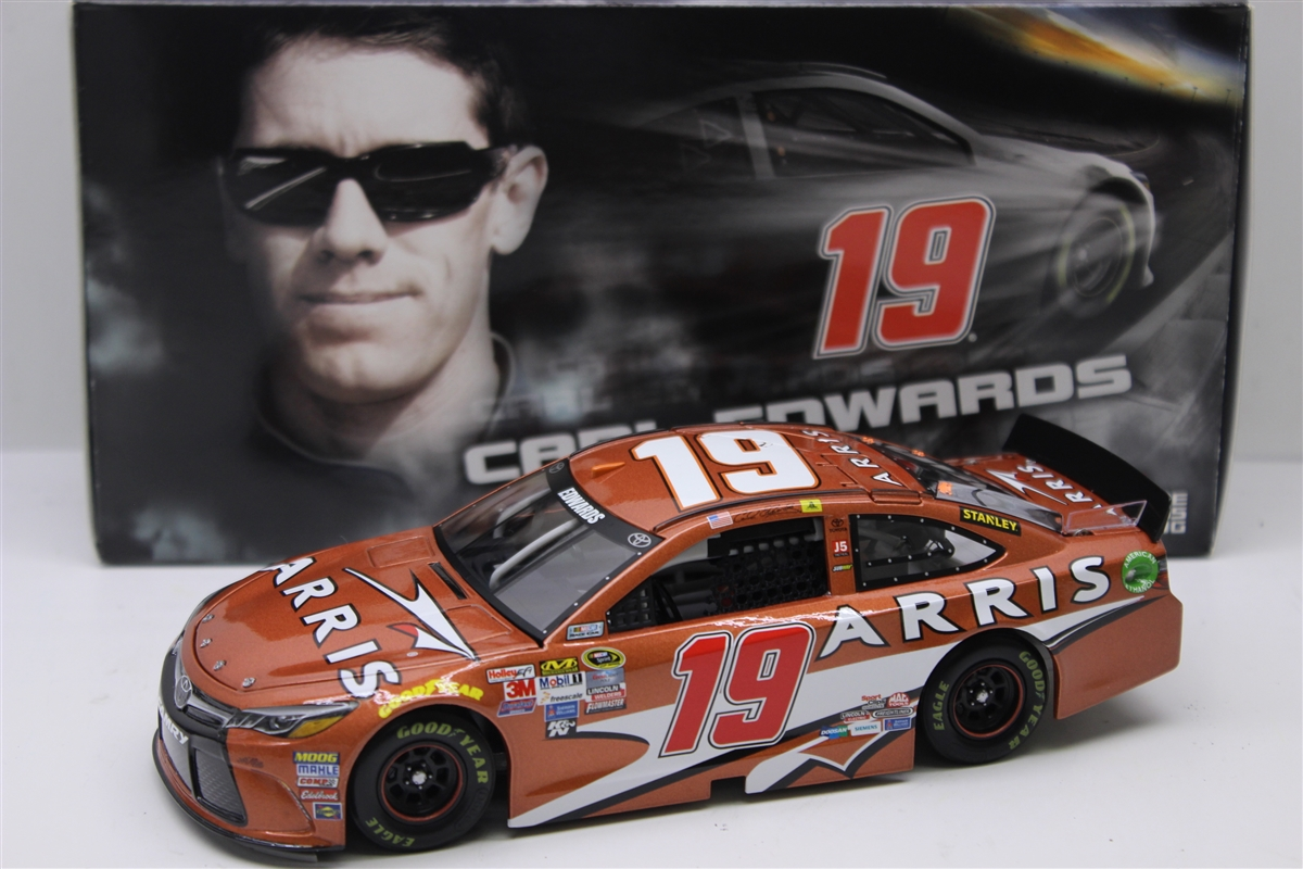 2015 Carl Edwards HOTO Vintage Arris