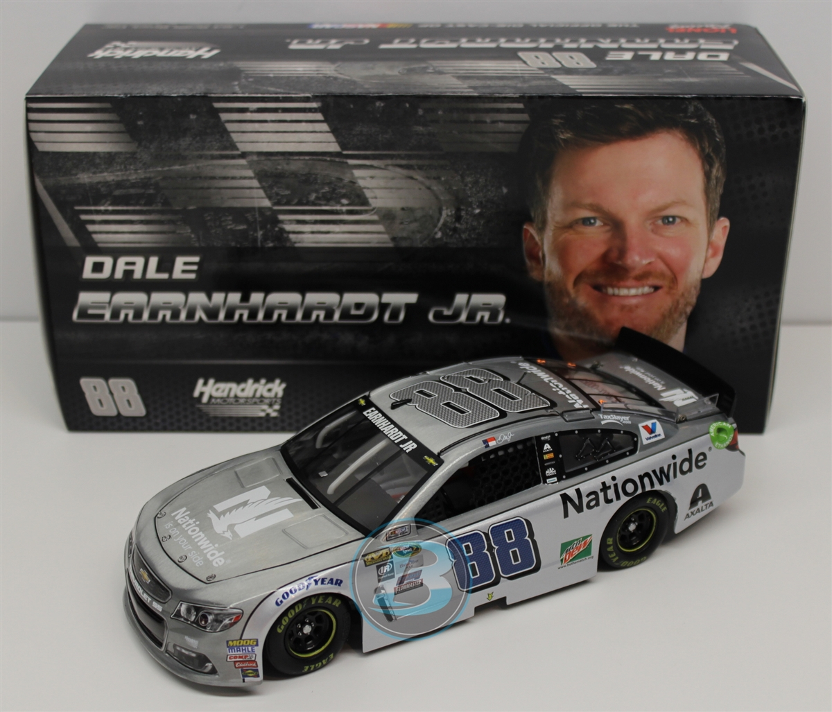 2016 Dale Earnhardt Jr HOTO Raw Nationwide Insurance