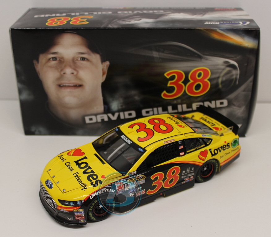 2015 David Gilliland HOTO Love's Travel Stops
