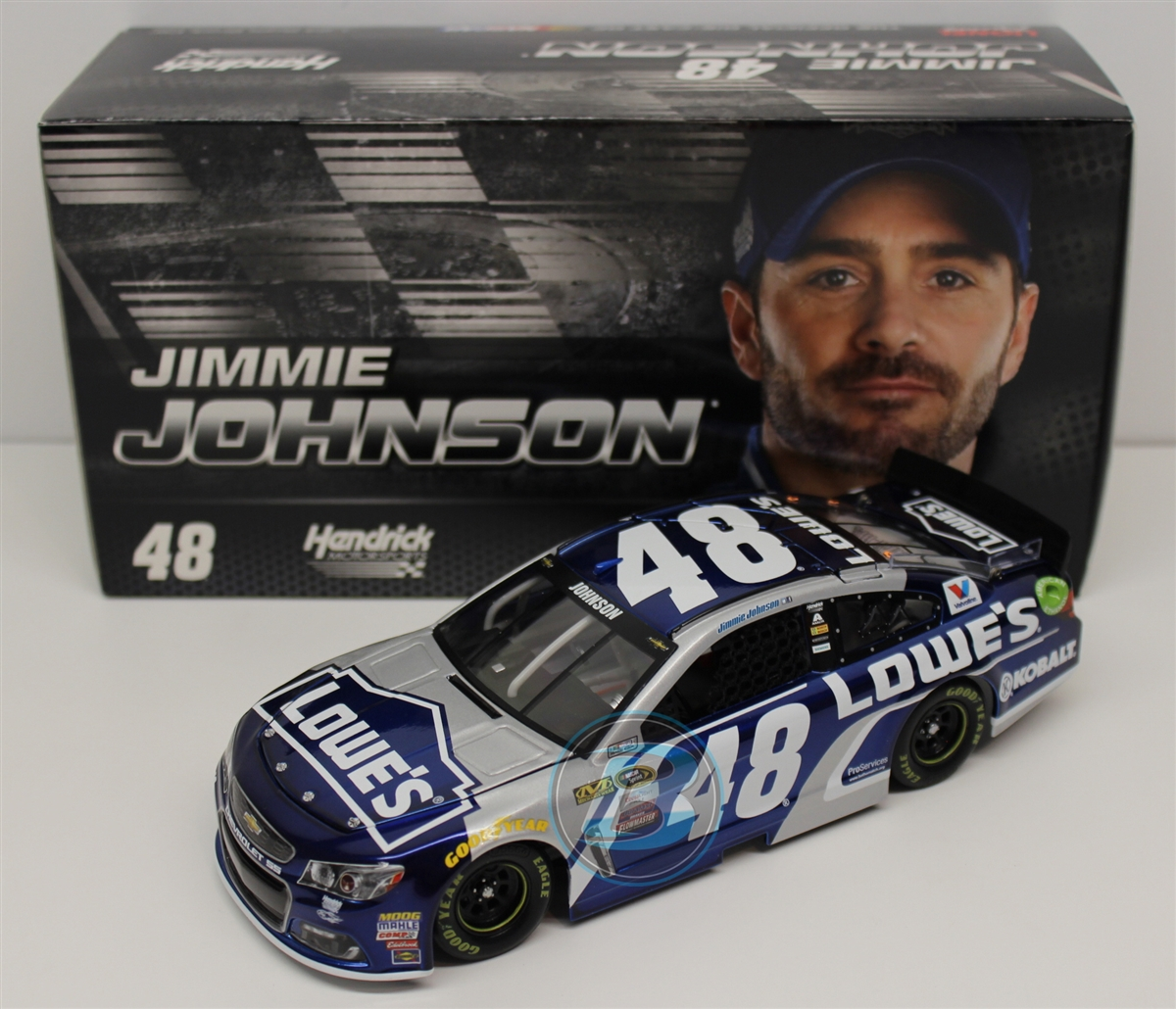 2016 Jimmie Johnson HOTO Liquid Color Lowe's