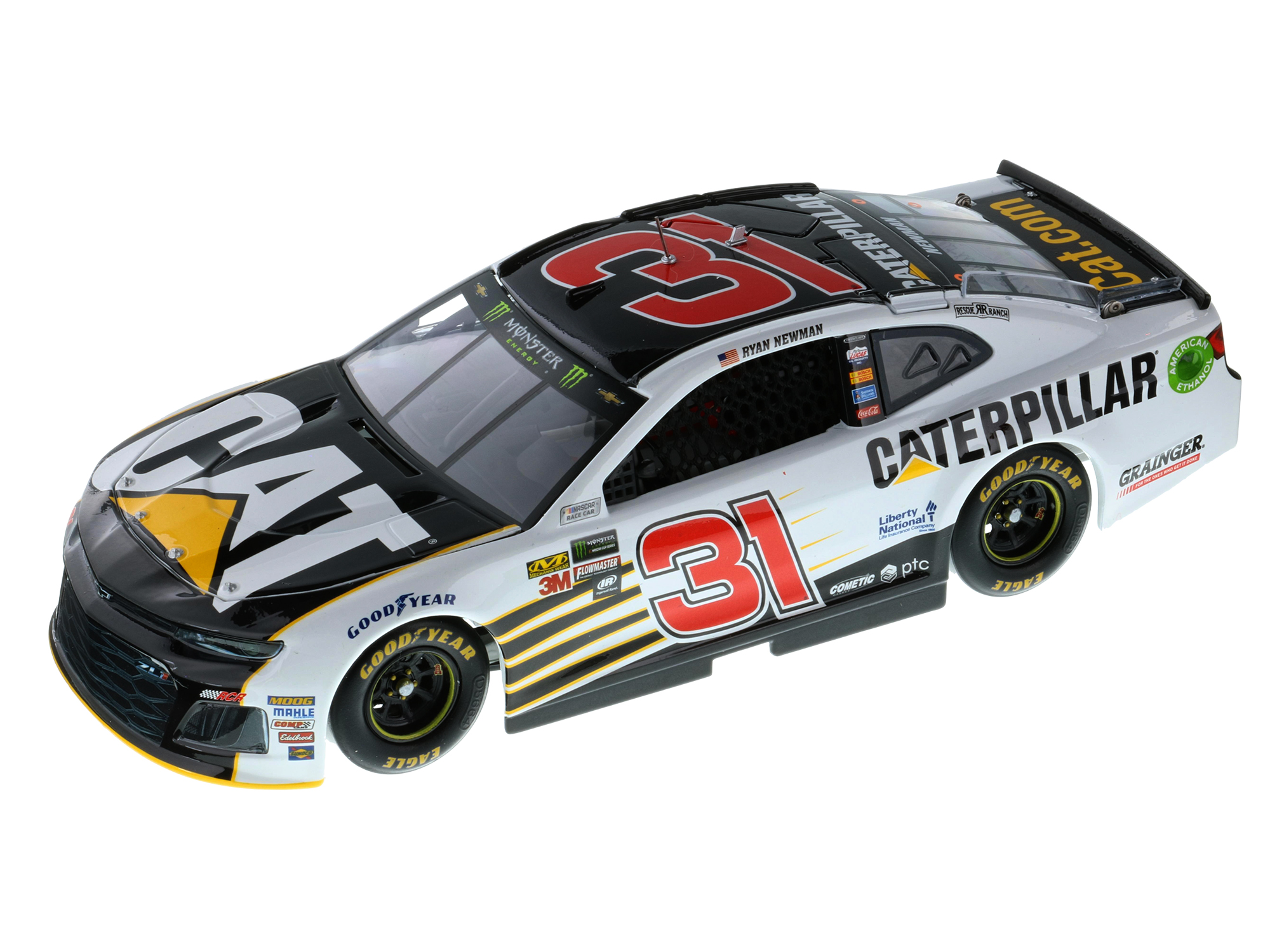 RYAN NEWMAN 2018 CATERPILLAR 1:24 ELITE DIECAST