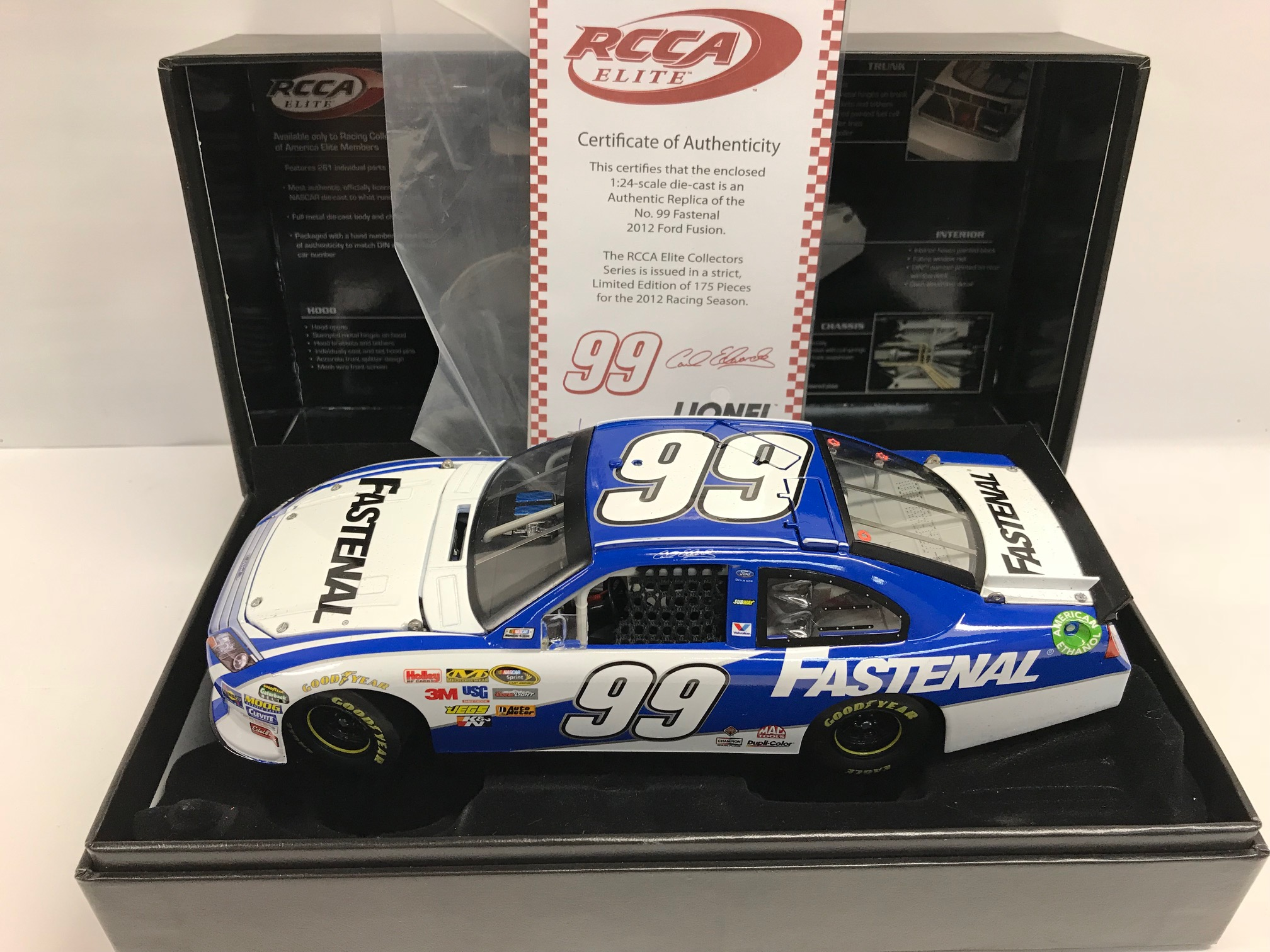 2013 Carl Edwards Fastenal Elite
