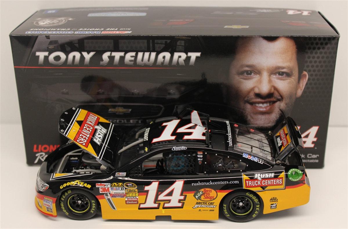 2014 Tony Stewart HOTO Rush Trucks