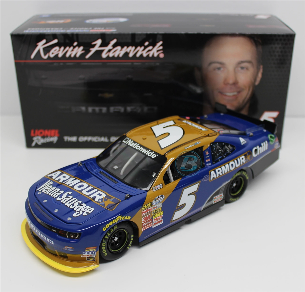 2014 Kevin Harvick HOTO Armour Foods