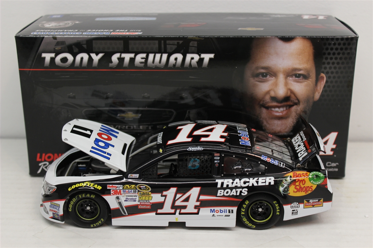 2014 Tony Stewart  Mobil 1 HOTO Liquid Color 14SS