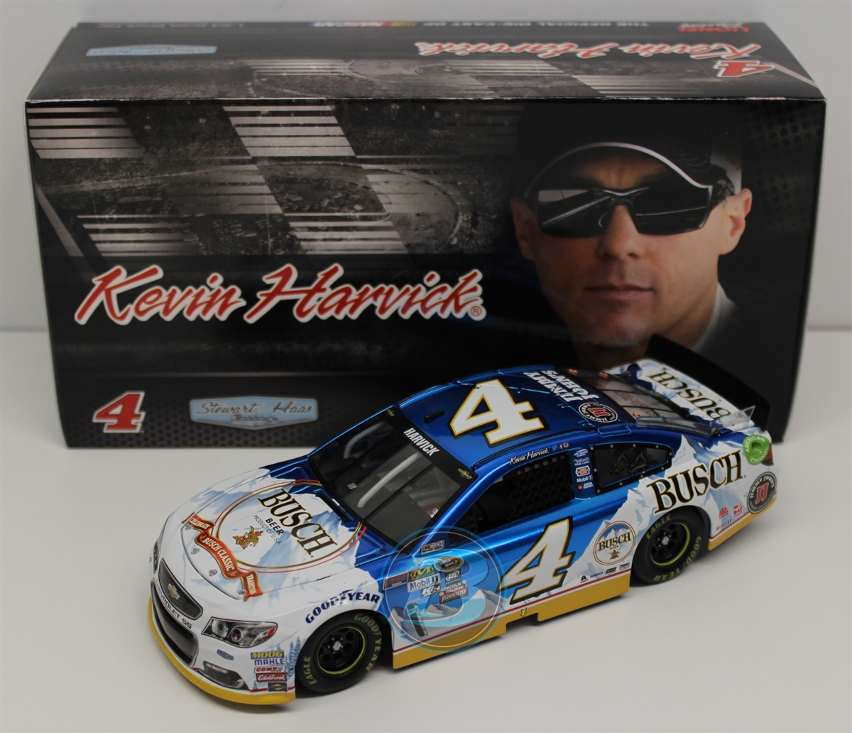 2016 Kevin Harvick HOTO Liquid Color Busch Beer