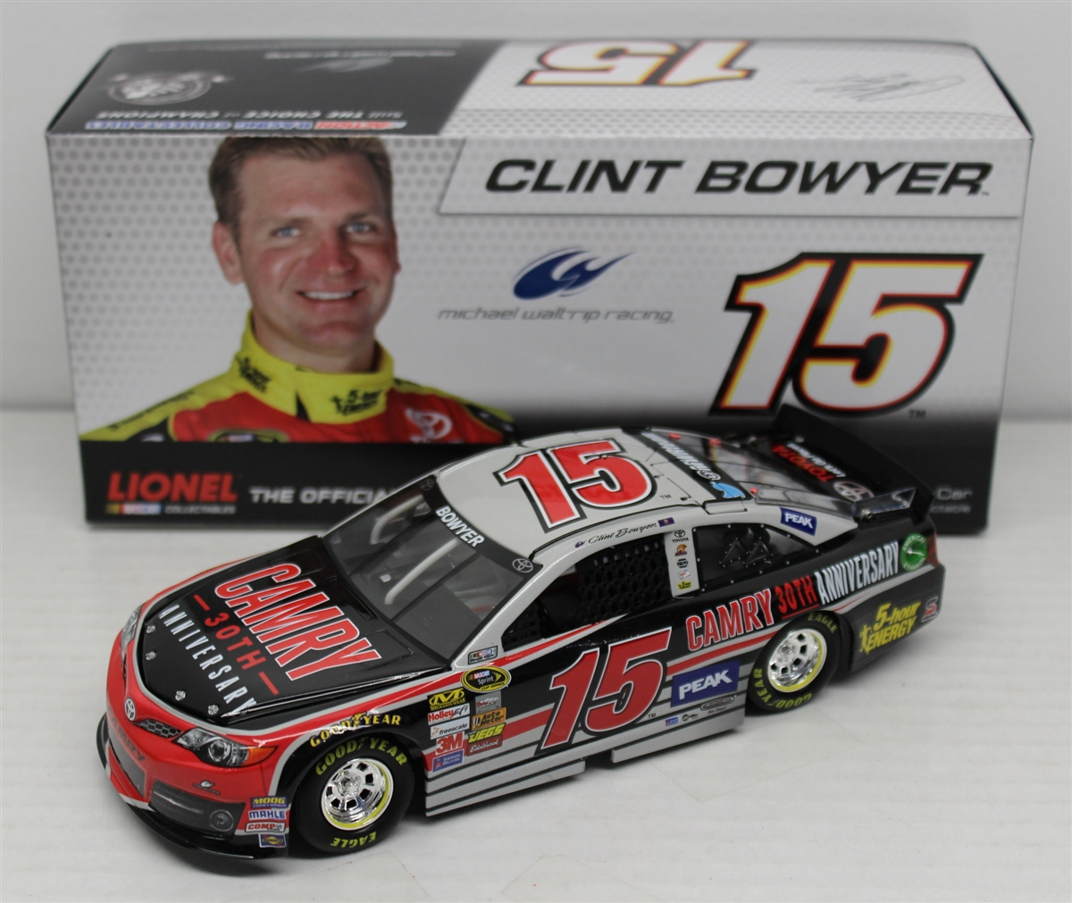 2013 Clint Bowyer Camry's 30th Anniversary ARC