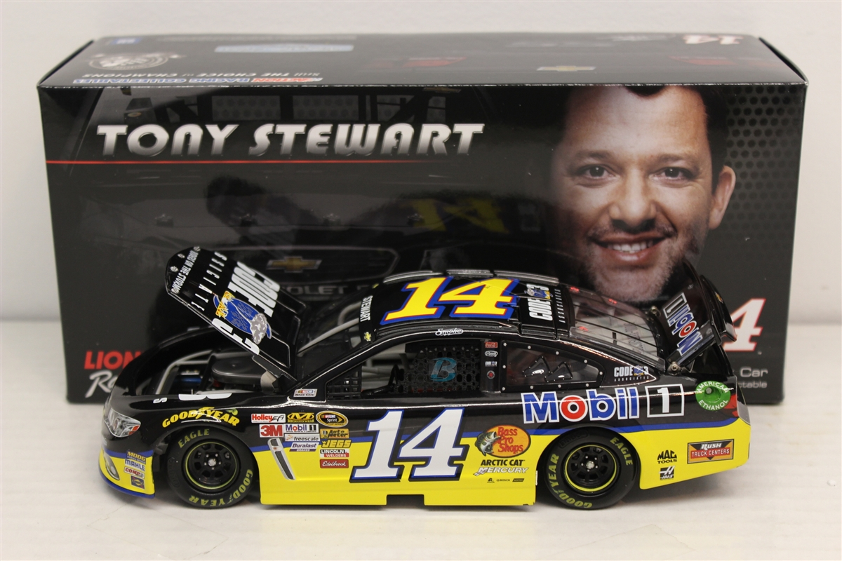 2014 Tony Stewart HOTO Liquid Color Code 3 Associates