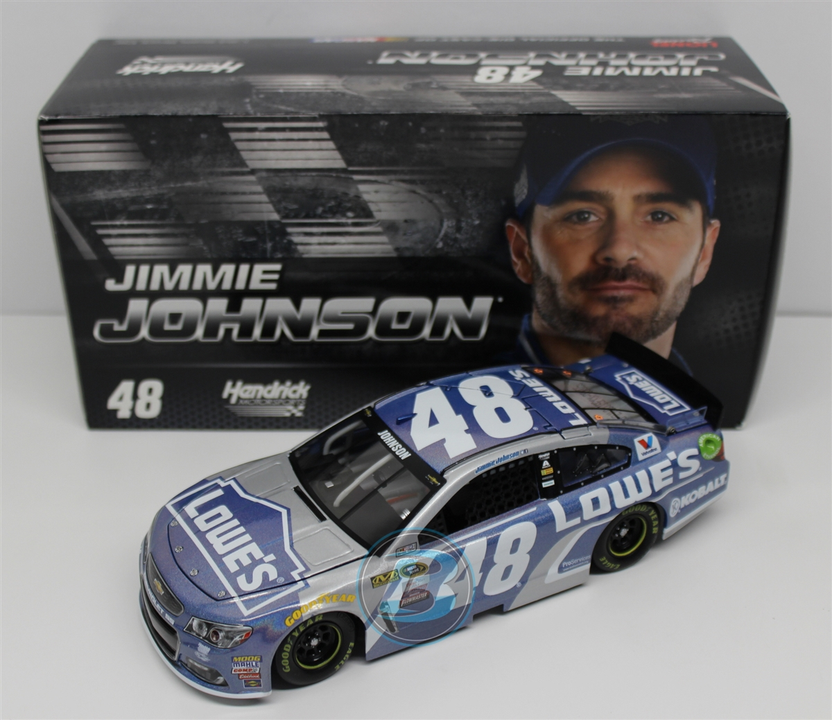 2016 Jimmie Johnson HOTO Flashcoat Color Lowe's