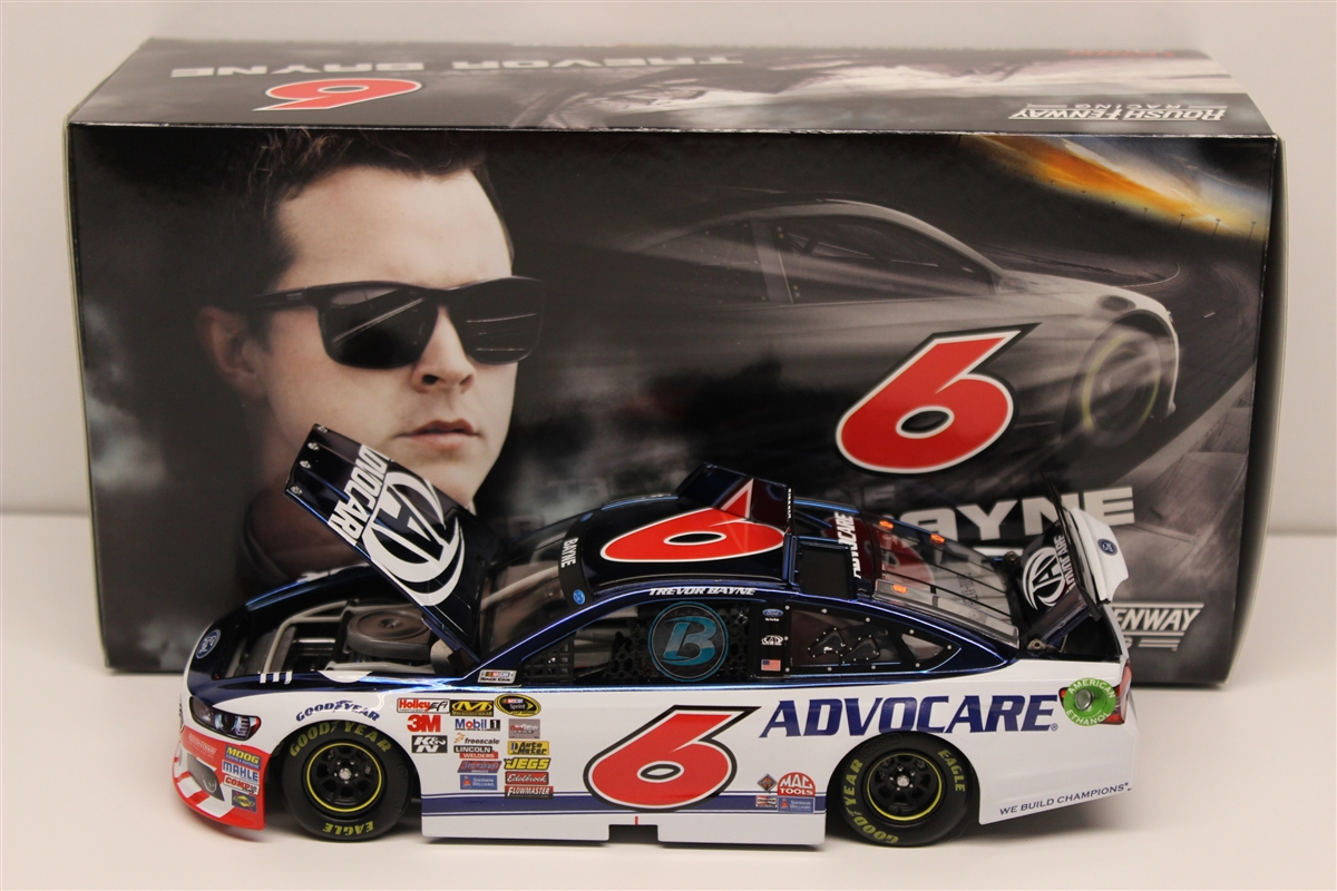 2015 Trevor Bayne HOTO Color Chrome Advocare