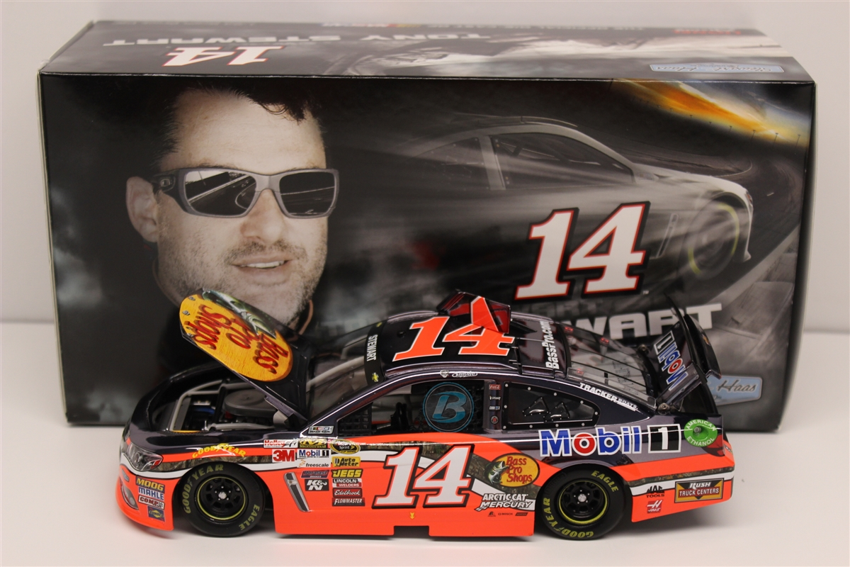2015 Tony Stewart HOTO Color Chrome Bass Pro Shops