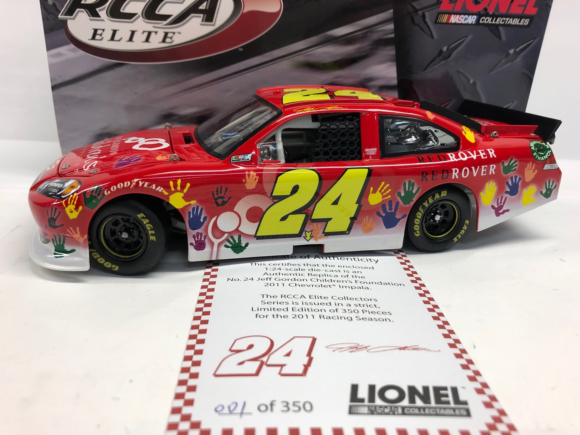 2011 Jeff Gordon Children's Foundation Elite