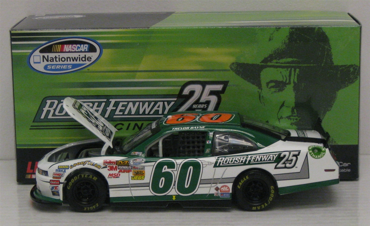 2012 Trevor Bayne Roush Fenway Racing 25th Anniversary  NW HO ARC