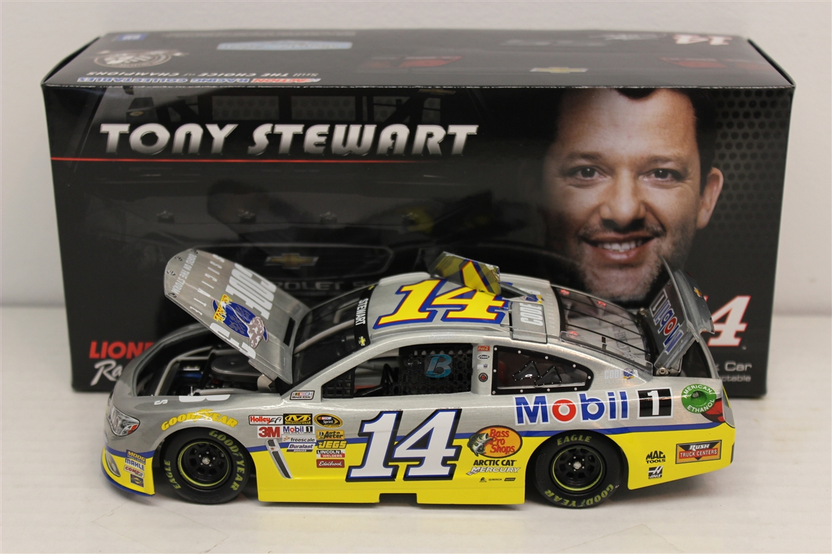 2014 Tony Stewart HOTO Raw Code 3 Associates