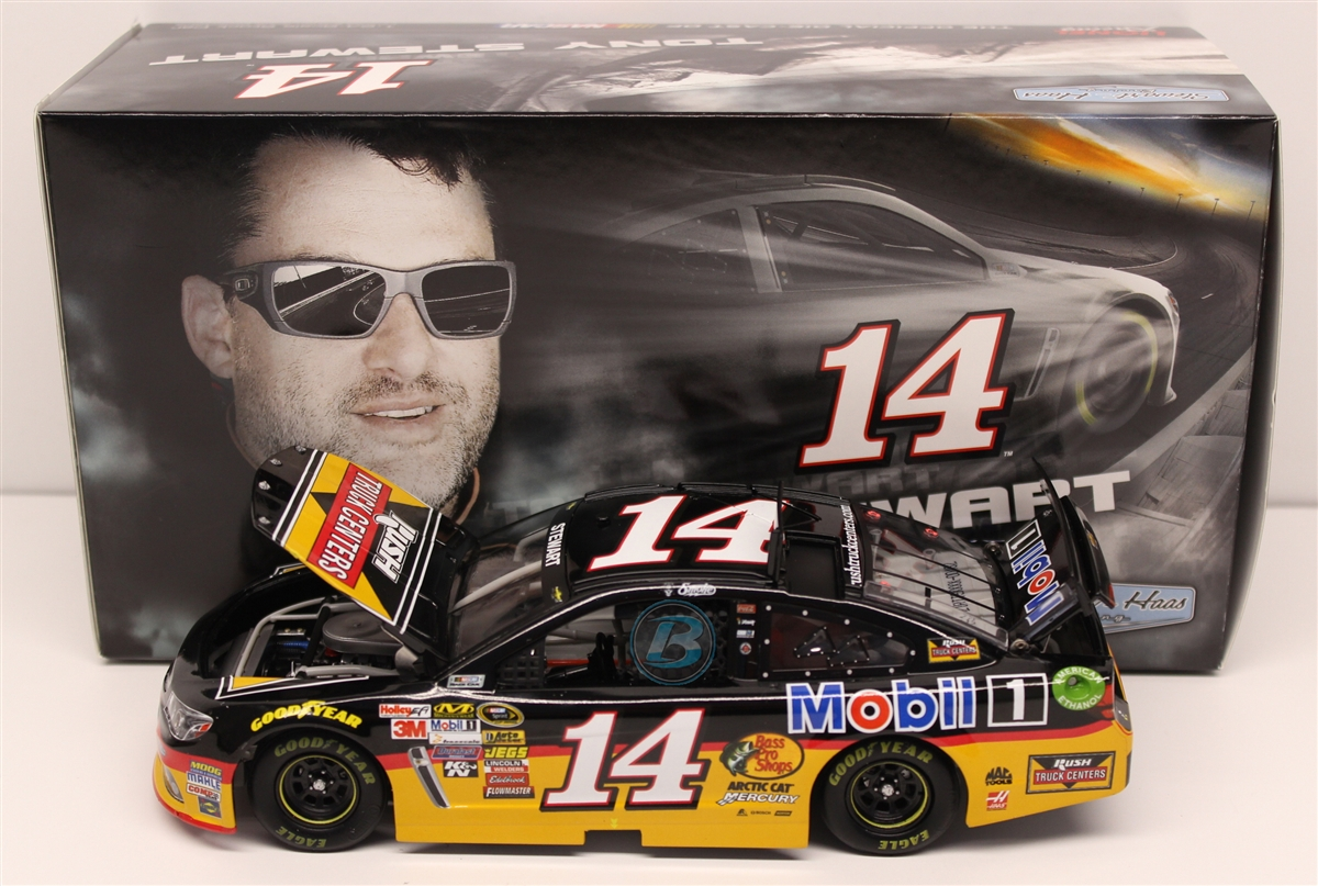 2015 Tony Stewart HOTO Rush Trucks