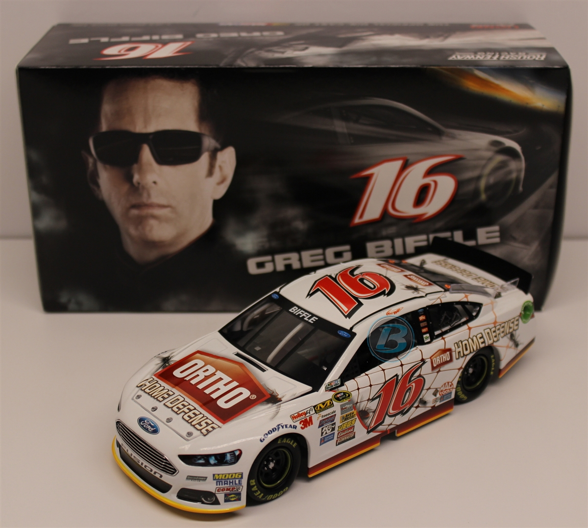 2015 Greg Biffle HOTO Ortho Home Defense